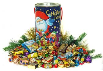 Хто ў Беларусі пастаўляе больш за ўсё цукерак на Новы год? Сакрэт раскрываюць дзяржзакупы